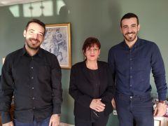 Συνεχίζει τις επισκέψεις σε παραγωγικές επιχειρήσεις του νομού η Φρόσω Καρασαρλίδου