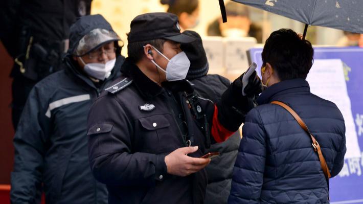 KINA: Πάνω από 1.300 επιβεβαιωμένα κρούσματα του νέου κορονοϊού