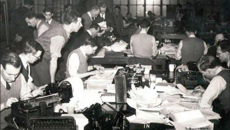 Επιχορηγούμενη αντισοβιετική προπαγάνδα . Η Βρετανία χρηματοδοτούσε μυστικά το Reuters το 1960 με 1970