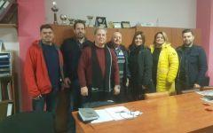 Νέο Διοικητικό Συμβούλιο στην ΕΣΧΚ Μακεδονίας .Πρόεδρος και πάλι ο Διονύσης Ντόβας
