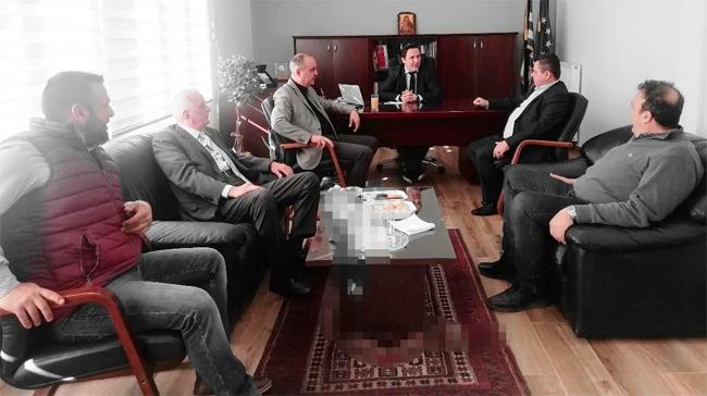 Τρέχοντα ζητήματα του Δήμου Νάουσας στο επίκεντρο της συνάντησης του Δημάρχου, κ. Νικόλα Καρανικόλα με τον Υφυπουργό Εσωτερικών (Μακεδονίας και Θράκης), κ. Θεόδωρο Καράογλου