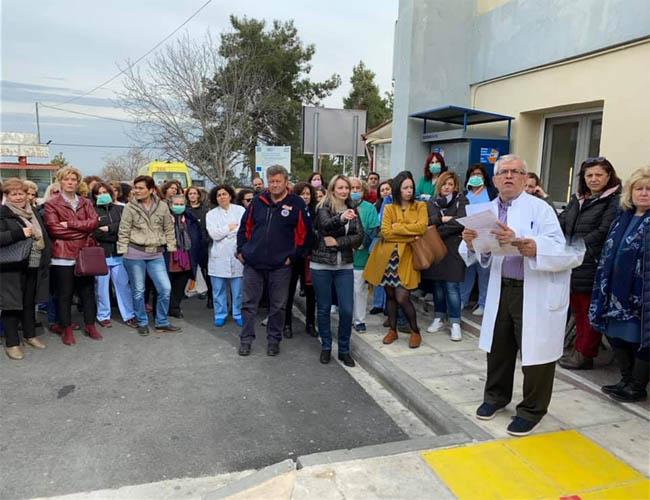 Νοσοκομείο Βέροιας: Ασκηση ετοιμότητας