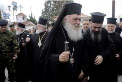 Αρχιεπίσκοπος Ιερώνυμος: Συμμετέχει στο εθνικιστικό σόου που έχει στηθεί στον Έβρο