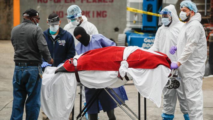 ΠΑΝΔΗΜΙΑ : Πάνω από 837.000 κρούσματα και 41.000 θάνατοι