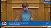 Δήλωση Φρόσως Καρασαρλίδου για μειώσεις βουλευτικών αποδοχών, λόγω κορωνοϊού