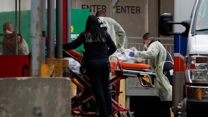 ΠΑΝΔΗΜΙΑ : Πάνω από 30.000 νεκροί και 640.000 κρούσματα σε όλο τον κόσμο