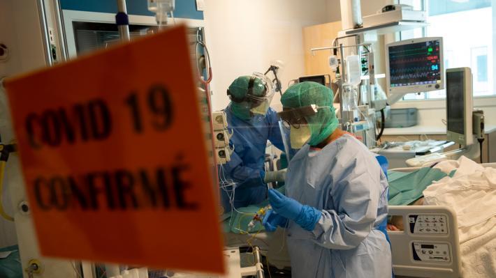 Πανδημία: Πάνω από 570.000 τα κρούσματα