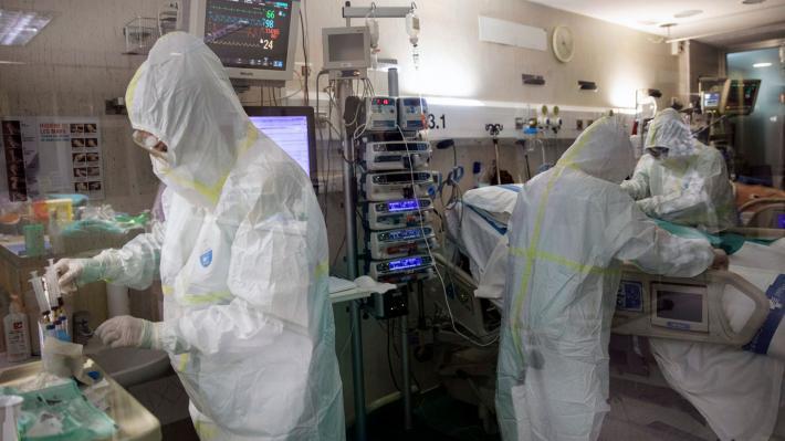 ΠΑΝΔΗΜΙΑ : Στους 921.002 οι ασθενείς και 46.153 οι νεκροί παγκοσμίως