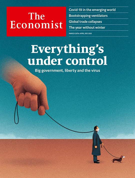 Όταν το The Economist προειδοποιεί και προετοιμάζει… «Όλα είναι υπό έλεγχο»