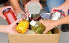 Διανομή τροφίμων κατ΄οίκον σε ωφελούμενους του ΤΕΒΑ