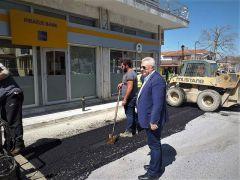 Προχωρά το έργο κατασκευής αποχετευτικού δικτύου στην Δ.Κ. Μελίκη