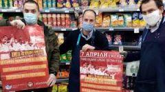 ΕΡΓΑΤΟΫΠΑΛΛΗΛΙΚΟ ΚΕΝΤΡΟ ΝΑΟΥΣΑΣ : Στηρίζει την πανελλαδική μέρα δράσης για τους εργαζόμενους στα super market