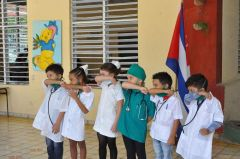 #Covid: Η Κούβα καταγγέλλει ότι το εμπάργκο των ΗΠΑ εμποδίζει την έλευση βοήθειας από το εξωτερικό