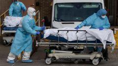 Σχεδόν 3,4 εκατ. τα κρούσματα και 240.000 οι νεκροί σε όλο τον κόσμο