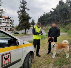 Έλεγχοι Δημοτικής Αστυνομίας Βέροιας