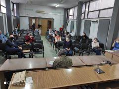 """Συνέλευση του """"SOS Βέρμιο"""" στη Νάουσα"""