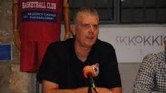 Συλλυπητήρια ανακοίνωση του ΣΔΚΗ για το θάνατο του προπονητή Γκίμα Δημήτρη