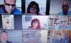 Φρόσω Καρασαρλίδου: Τηλεδιάσκεψη με εκπροσώπους επαγγελματοβιοτεχνών, εμπόρων και επιχειρήσεων για τις επιπτώσεις της πανδημίας στον επιχειρηματικό κλάδο