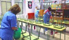 ΚΥΒΕΡΝΗΣΗ Απορρίπτει το δίκαιο αίτημα για μόνιμη δουλειά στη σχολική καθαριότητα