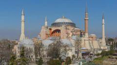 Στο Ανώτατο Δικαστήριο της Τουρκίας η απόφαση για τη μετατροπή της Αγίας Σοφίας σε τζαμί