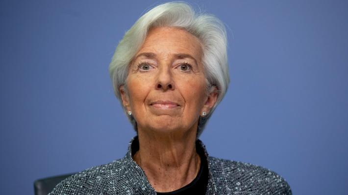 Βαθιά κρίση στην Ευρωζώνη με αβέβαιη την ανάκαμψη βλέπει η Κρ. Λαγκάρντ