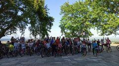 Εγκαινιάστηκε ο ποδηλατόδρομος στη Νάουσα