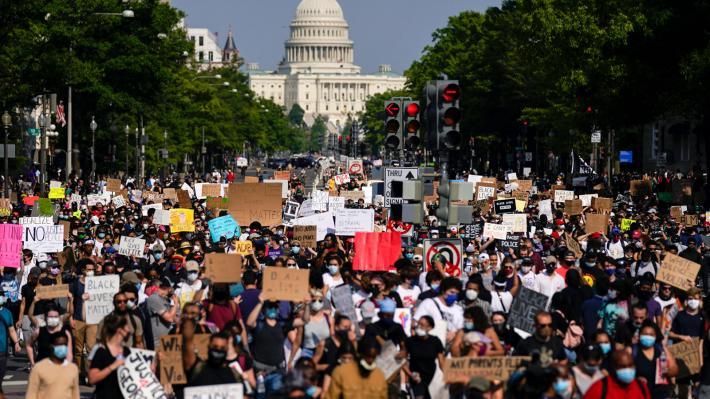 ΕΡΩΤΗΣΗ ΤΗΣ ΕΥΡΩΚΟΙΝΟΒΟΥΛΕΥΤΙΚΗΣ ΟΜΑΔΑΣ ΤΟΥ ΚΚΕ: Για τη ρατσιστική δολοφονία και την κρατική καταστολή των διαδηλώσεων στις ΗΠΑ