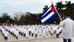 Διευρύνεται η στήριξη για Νόμπελ Ειρήνης στην ιατρική ταξιαρχία της Κούβας