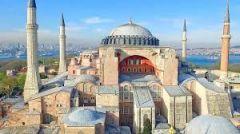 Σύλλογος Ελλήνων Αρχαιολόγων:Δελτίο Τύπου σχετικά με την Αγία Σοφία Κωνσταντινούπολης