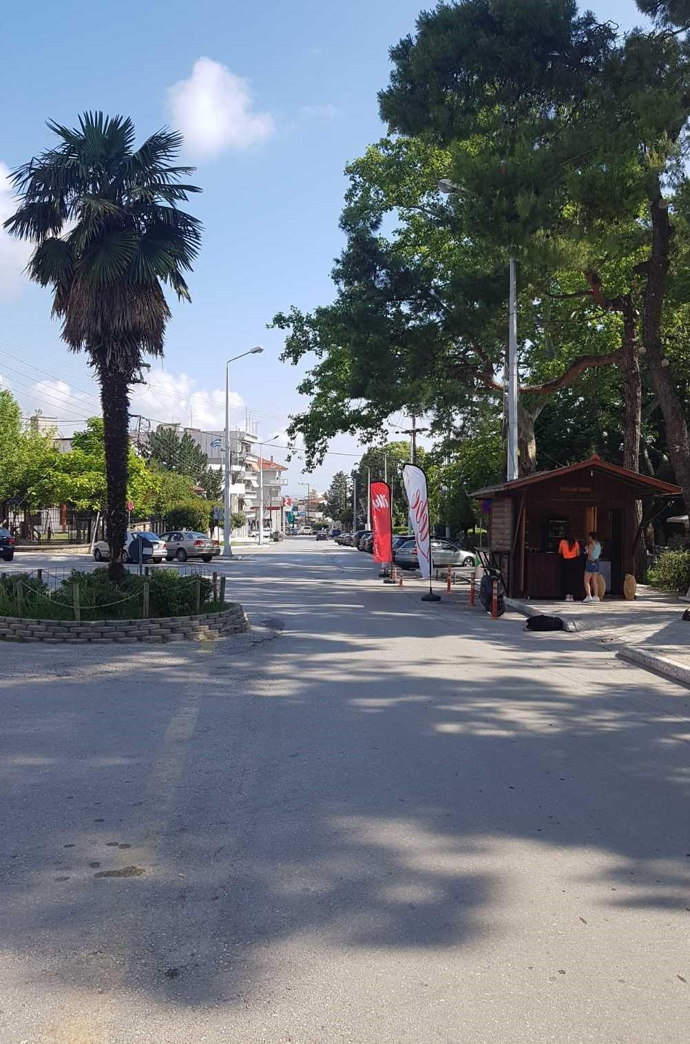 Δήμος Νάουσας: Προχωρά την Δευτέρα στον αποκλεισμό της οδού Μεγάλου Αλεξάνδρου (Τμήμα 1) στο πλαίσιο εργασιών που ξεκινούν για την ανάπλασή της