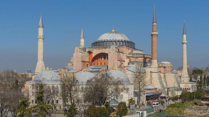 Η απόφαση για την Αγία Σοφιά είναι στοιχείο κλιμάκωσης της τουρκικής προκλητικότητας η οποία υποθάλπτεται από ΗΠΑ, ΝΑΤΟ και ΕΕ