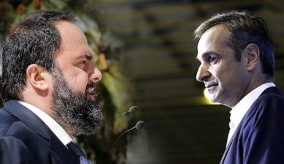 «Ρηγμένος» ο Μαρινάκης από τη λίστα Πέτσα, πετά το γάντι στην κυβέρνηση