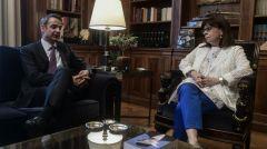 ΚΥΡ. ΜΗΤΣΟΤΑΚΗΣ: Με το «βλέμμα» στις ανάγκες του κεφαλαίου ο απολογισμός για τον ένα χρόνο διακυβέρνησης