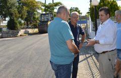 Κ. Καλαϊτζίδης: «Συνεχίζουμε  με λίγα λόγια κι έργα πολλά»