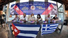 Ελληνική πρωτοβουλία για να δοθεί Νόμπελ Ειρήνης στους Κουβανούς γιατρούς