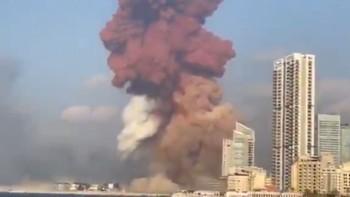 ΛΙΒΑΝΟΣ: Μεγάλη καταστροφή από πολύνεκρες ισχυρότατες εκρήξεις