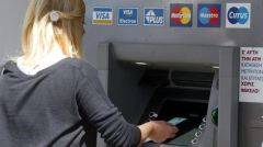 Μόνο από ΑΤΜ οι αναλήψεις έως 400 ευρώ και οι καταθέσεις έως 1000 ευρώ