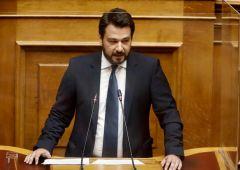 Ο Τ. Μπαρτζώκας στη συζήτηση του νομοσχεδίου για τις φορολογικές παρεμβάσεις στην ελληνική οικονομία