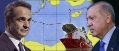 Μητσοτάκης για Τουρκία: ο κίνδυνος ατυχήματος καραδοκεί