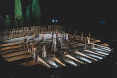 ΔΗ. ΠΕ. ΘΕ. Βέροιας, Κ. Θ. Β. Ε., ΚΕ. ΠΟ. ΘΕ:  «Τρωάδες» του Ευριπίδη, σκηνοθεσία Γιάννη Παρασκευόπουλου
