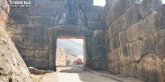 Μυκήνες: Ζημιές στον αρχαιολογικό χώρο από την πυρκαγιά...