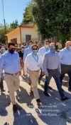 Μηταράκης: Επισκέφθηκε τις δομές Αλεξάνδρειας, Βέροιας και Κάτω Μηλιάς