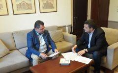 Κ. Καλαϊτζίδης: «Παράδειγμα για όλη την Ελλάδα, οι πρωτοβουλίες του Απόστολου Τζιτζικώστα»