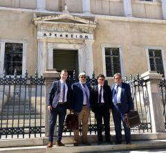 Εκδικάστηκε η αίτηση ακύρωσης Αντ. Μαρκούλη  Κ. Τροχόπουλου