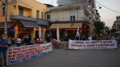 ΓΙΑΝΝΙΤΣΑ: Συγκέντρωση για προστασία των εργαζομένων από τον κορονοϊό στους χώρους δουλειάς