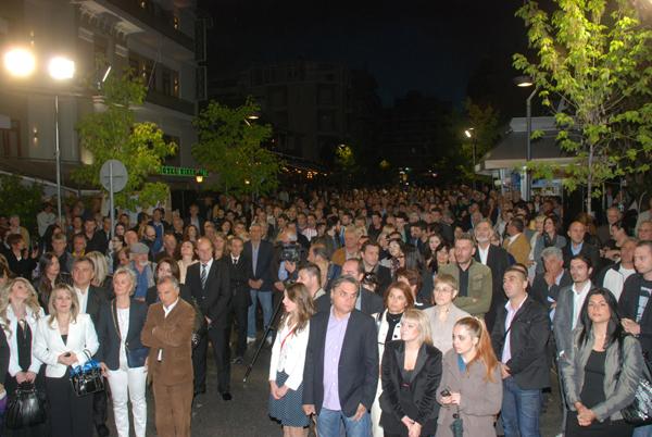 Κ. Βοργιαζίδης: «Την Κυριακή θα νικήσει η ψυχραιμία και η σοβαρότητα!»