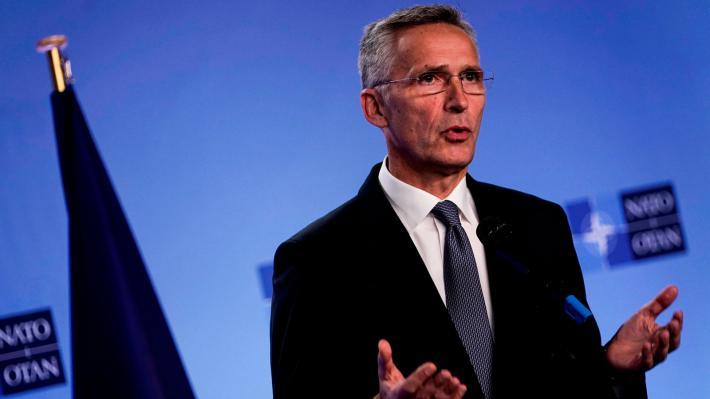 ΝΑΤΟ: Χαιρετίζει η λυκοσυμμαχία τις διερευνητικές επαφές που θα «σπρώξουν τις ευρωατλαντικές διευθετήσεις