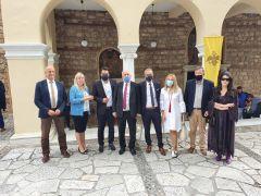 Ο Δικηγορικός Σύλλογος Βέροιας τίμησε τον προστάτη της Δικαιοσύνης Άγιο Διονύσιο Αρεοπαγίτη