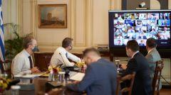 ΚΥΒΕΡΝΗΣΗ ΝΔ: Πανηγυρίζει για την αναβάθμιση της ελληνικής εμπλοκής στα αμερικανοΝΑΤΟικά σχέδια
