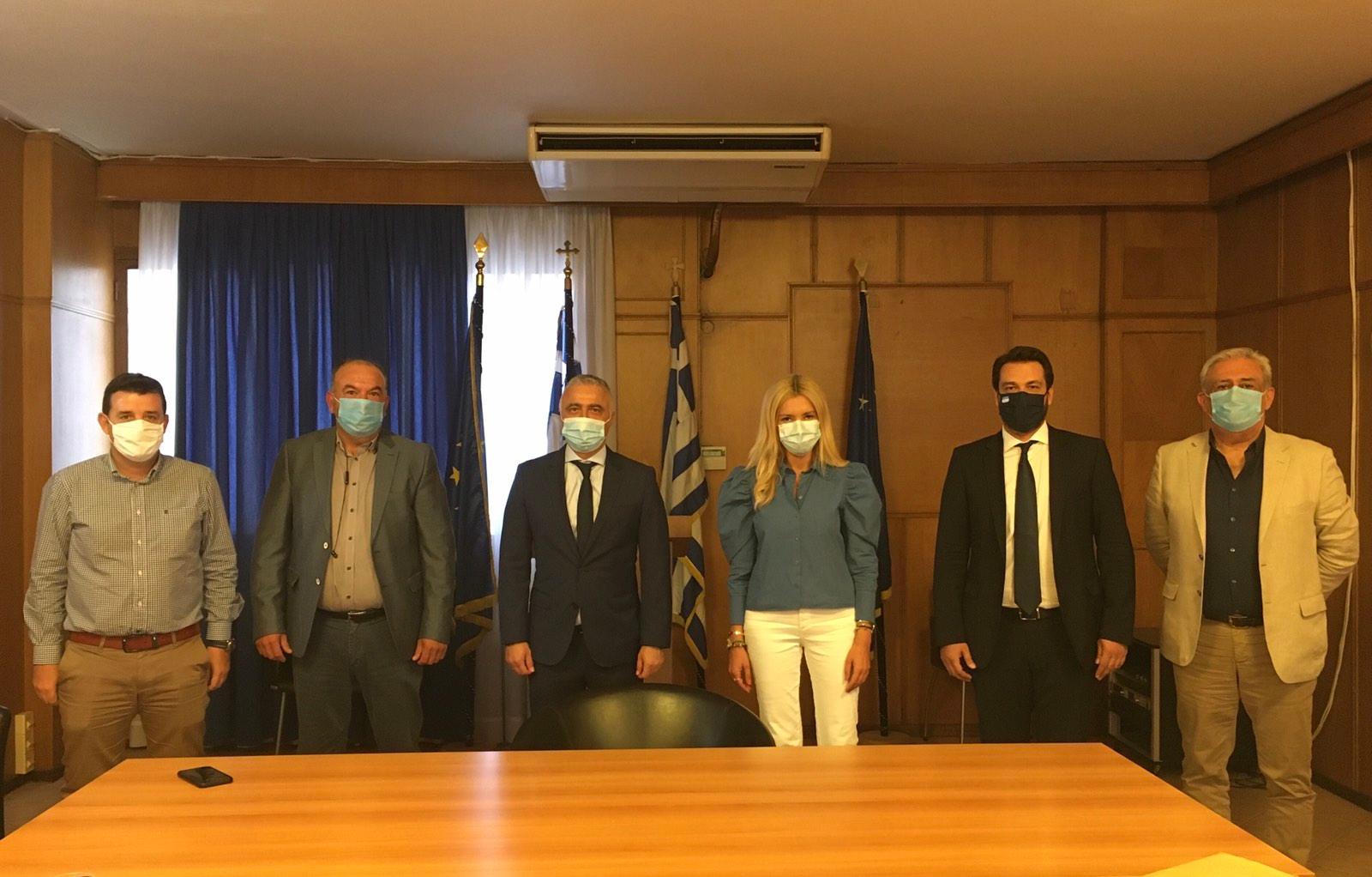 Τάσος Μπαρτζώκας: Επίλυση του ζητήματος διακίνησης των ακτινιδίων